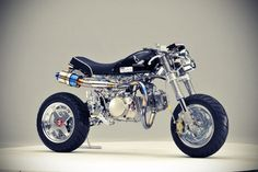 custom Honda pit bike