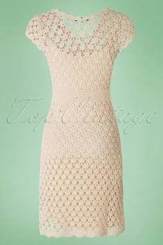 Resultado de imagem para crochet dress
