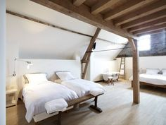 Glamorous Farm for Rent, Belgian Edition - Remodelista