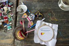 Vyšívací workshop Workshop, Atelier, Work Shop Garage