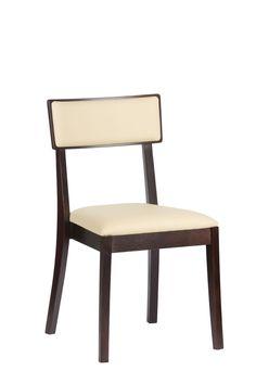 Simplicity and elegance - design by Klose.  #KloseFurniture #RestaurantFurniture #chair