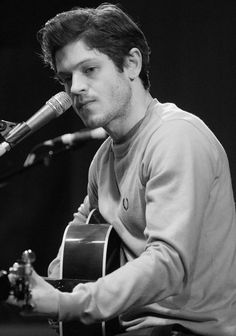 Iwan is excited about releasing his album