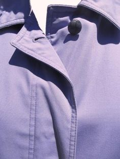 Ladies all weather coat in lavender Lavender Colour, Colour Light, Color, Straight Cut, Coats For Women, It Is Finished, Weather, Detail, Elegant