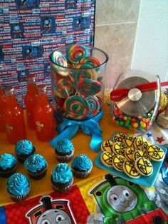 "Photo 1 of 6: Thomas the Train / Birthday ""Chase's 2nd Birthday"" 