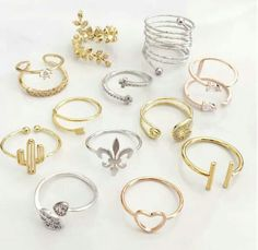 Hand Jewelry, Jewelry Rings, Jewelry Accessories, Fashion Accessories, Jewelry Design, Stylish Jewelry, Simple Jewelry, Cute Jewelry, Women Jewelry