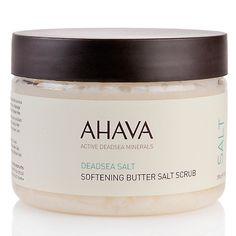AHAVA Dead Sea Softening Butter Salt Scrub