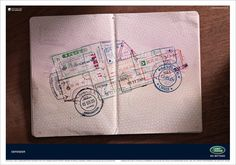 land rover campaign.