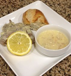 This delicious Greek Lamb Fricassee combines two of my favorite things: lamb and avgolemono. They create such a delicious Greek dish.