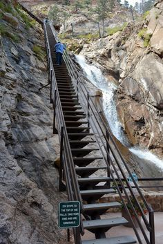 : Seven Falls, Colorado Springs