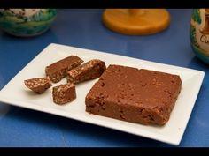 Chocolate crujiente estilo Nestle Crunch o como hacer turron.