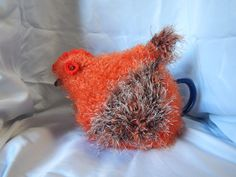 Chicken Tea Cosy ( 4-6 cup tea pot) by WinterSunflower45 on Etsy
