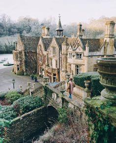 "Living Europe (@living_europe) on Instagram: ""Enchanting village ~ Castle Combe, United Kingdom Photo: @zobolondon Amazing   Would you like to…"""