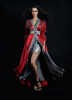 www.zinatcouture.com, Zinat Couture, Touria Chraibi