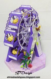 Boxen - Sunshine Hobby Works - Page 2 of 3 SVG download to buy DIY chocolate holding ferris wheel