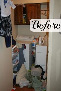 How to Declutter: Organizing the Laundry Room