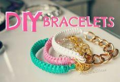 #DIY Cobra Braid Bracelet!