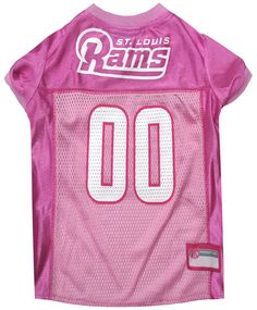 Pets First NFL St. Louis Rams Jersey >>> See this great image  : Cat Apparel