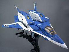 ヤコログ -Yacolog-: 学研玩具を愛でる会 4 Robotech new generation alpha fighter