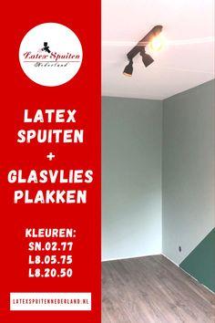 We hebben onlangs in deze babykamer eerst glasvlies (zonder werkje erin) geplakt en daarna drie kleuren latex verf aangebracht op de wanden met deze vormen naar wens van de klant.  Uiteraard komen er nog plinten onderaan de wanden. Gaaf toch zo? 😁😁  De kleuren die aangebracht zijn: SN.02.77 - L8.05.75 - L8.20.50.  Klik op de foto om naar onze website te gaan. Ook voor een prijsindicatie! #latexspuiten #latexspuitennederland #verfspuiten #interieur #nieuwbouwwoning #schilder #verbouwen Latex