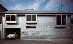 Kazunari Sakamoto - Machiya hiouse, Daita 1970. Via, 2.