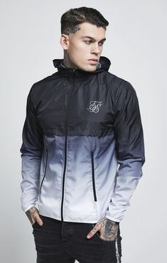 Mens Within the last few 30 years, the evolution of fashion has been around parallel Windbreaker Outfit, Hoodie Outfit, Urban Outfits, Casual Outfits, Stylish Men, Men Casual, Cool Jackets For Men, Stephen James Model, Estilo Fitness