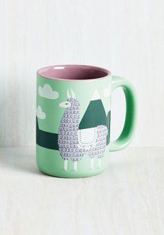 Alpaca a Punch Mug