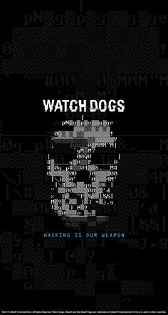 Watchdogs Images for Free MTX Watchdogs Wallpapers