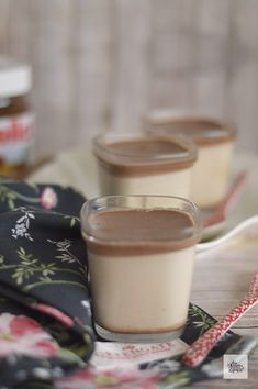 Nutella, Baby Food Recipes, Cooking Recipes, Butter Cheese, Healthy Life, Panna Cotta, Recipies, Sweets, Snacks