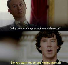 New funny supernatural sherlock Ideas Sherlock Fandom, Sherlock John, Poster Sherlock, Holmes Sherlock Bbc, Sherlock Holmes Quotes, Sherlock Holmes Benedict Cumberbatch, Sherlock Moriarty, Sherlock Holmes Funny, Watson Sherlock
