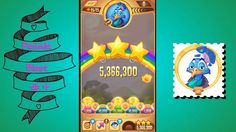 Peggle Blast Amazing *5MILLION* Level 51 Score