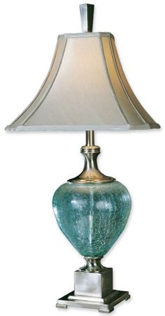 oceana table lamp uttermost lamps