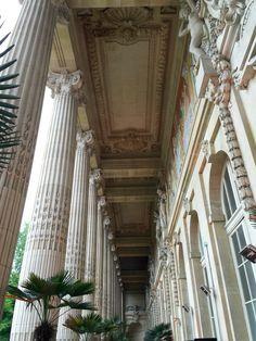 Grand Palais Terrace Paris