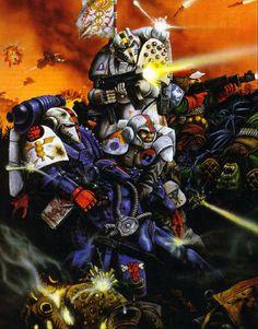 Bilderesultat for warhammer 40k rogue trader first edition