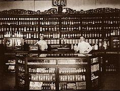 Siam Dispensary Store | Bangkok1878 (พ.ศ.๒๔๒๑) Image Source: B.Grimm & Co