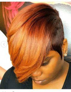 45 Razor Chic of Atlanta Short Hairstyles for Black Women - #shorthairstylesforblackwomen #shortbobblackhairstyles