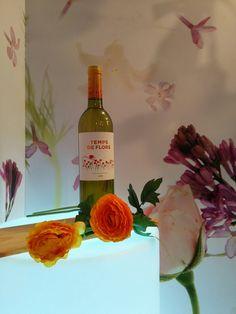#Tempsdeflors #merce2016 Vi Blanc Sumarroca Temps de Flors  #winelovers #winelover #wine #whitewine #sumarroca #tempsdeflors #flower #spring