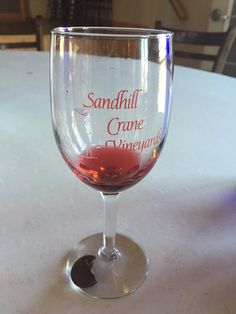 Our golden early wine tasting, stopping at Sandhill Crane Winery! Get Tickets, Wine Tasting, Crane, Special Events, Wine Glass, Tours, Tableware, Dinnerware, Dishes