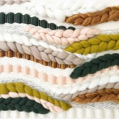 New knitting texture weaving 59 ideas Textures Patterns, Color Patterns, Color Schemes, Color Combinations, Design Patterns, Ideas Hogar, Fall Color Palette, Yarn Colors, Knitting Yarn