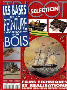 1000 images about revistas on pinterest picasa free - Peinture fer sur bois ...