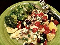 Greek Lemon-seared Chicken---Cook In Less than an hour!!