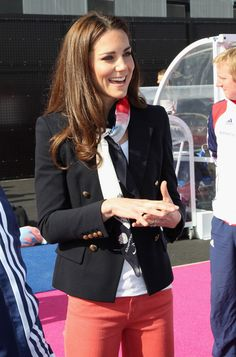 Cathy Cambridge in Emilio Pucci | Tom & Lorenzo Fabulous & Opinionated