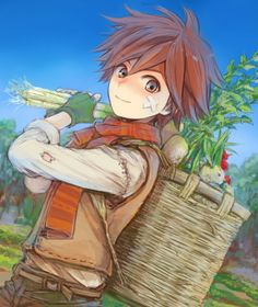 Fritz (Harvest Moon: Connect To A New Land)
