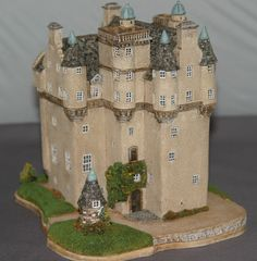 JP Editions Craigievar Castle Limited Edition | eBay
