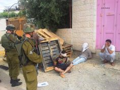 Because terrorizing and torturing kids is their aim,IDF the most moral army in the world,like hell!!