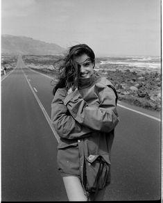 Blanca Padilla, por Quentin de Briey