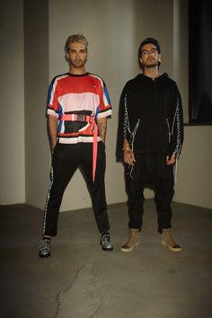 5 minutes with Tokio Hotel - A fashion shoot | KALTBLUT Magazine