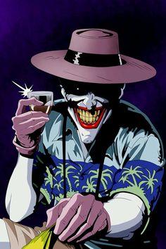 Joker The Killing Joke Joker Cartoon, Joker Comic, Joker Art, Batman Art, Batman Robin, Fotos Do Joker, Joker Pics, Joker Pictures, Arte Dc Comics