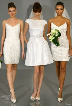i'm obsessed with the middle one for my rehearsal dinner dress!