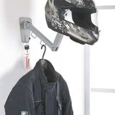 Biker Single Clothes Rack Gosh. Gotta have one.