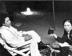 Uno scatto dell'avvincente intervista a Gheddafi del 1979 - Foto - Oriana Fallaci